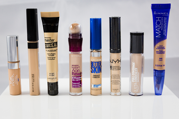 Drugstore Concealer Battle Royale