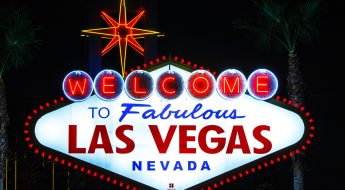 Photo credit: James Marvin Phelps, Las Vegas sign: https://flic.kr/p/iw2UAZ
