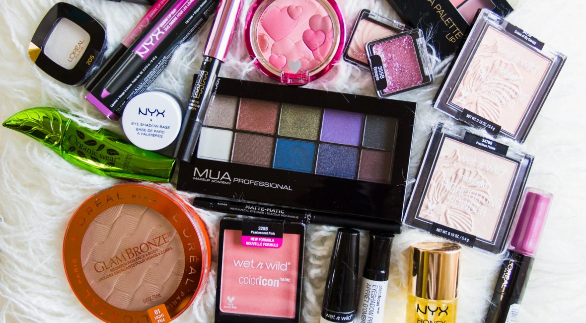 Drugstore Haul May 2016