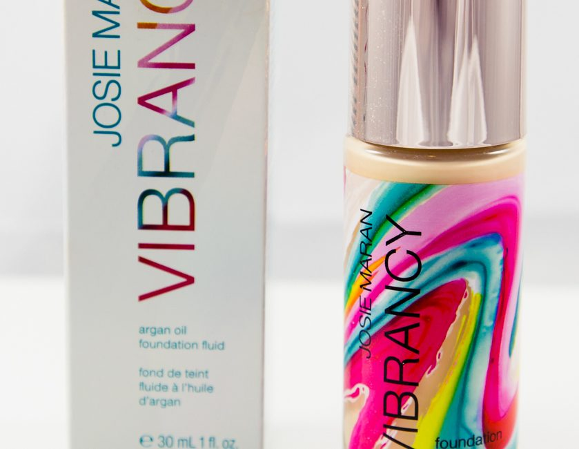 Josie Maran Vibrancy Foundation