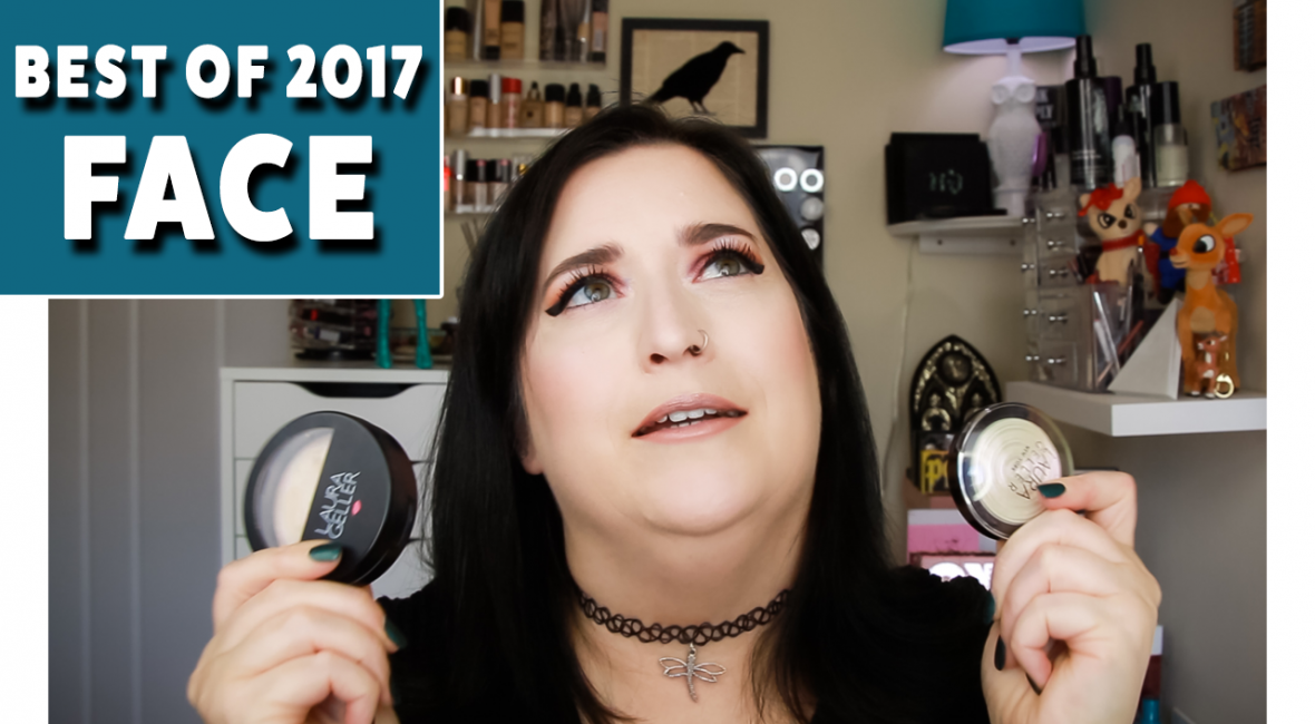 Best face makeup of 2017